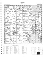 Code 4 - Forest Township, Leland, Forest City, Winnebago County 1983